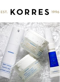 Korres Greek Yoghurt -32%