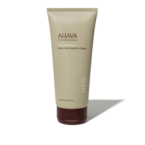 Ahava Men Foam Free Shaving Cream 200ml (Κρέμα Ξυρίσματος)