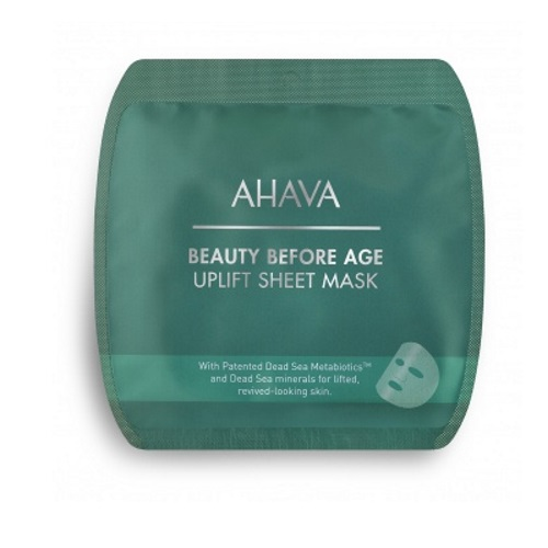 Ahava Beauty Before Age Uplift Sheet Mask 17gr (Μάσκα Προσώπου)