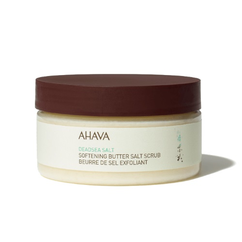 Ahava Softening Butter Dead Sea Salt Scrub 235ml (Απολεπιστικό Body Butter για το Σώμα)