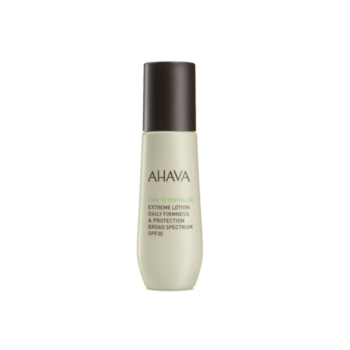 Ahava Time To Revitalize Extreme Lotion 50ml (Ενυδατική Λοσιόν Προσώπου με Αντιηλιακή Προστασία)