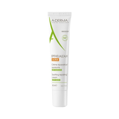 A Derma Epitheliale A.H Ultra Soothing Repairing Cream 40ml (Καταπραϋντική Eπανορθωτική Kρέμα)