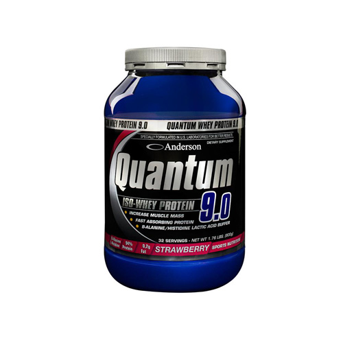 Anderson Quantum 9.0 Double Chocolate 800g (Πρωτεΐνη Ορού Γάλακτος)