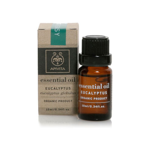 Apivita (Αιθέριο Έλαιο) Essential Oil Eucalyptus 10ml