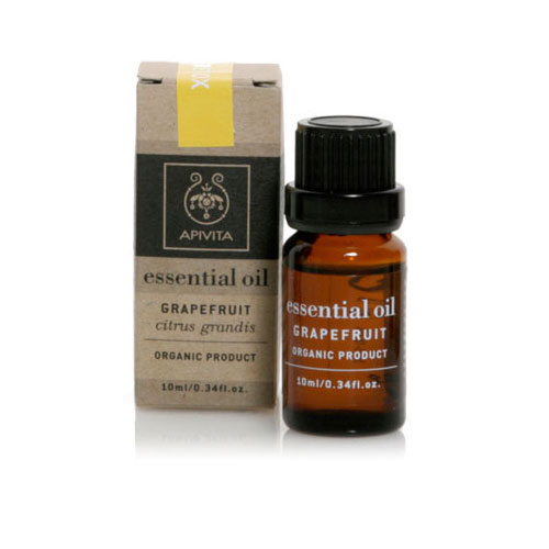 Apivita (Αιθέριο Έλαιο) Essential Oil Grapefruit 10ml