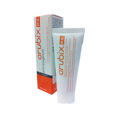 Arubix Cream SPF50+ Teinte 40ml (Αντιηλιακή)