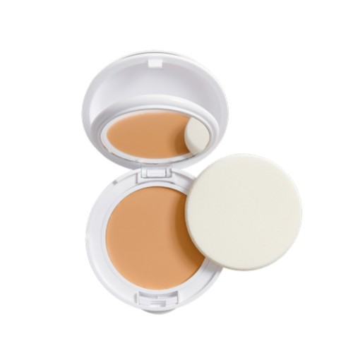 Avene Couvrance Compact Confort Soleil 5.0 SPF30 10gr (Make Up σε Κρεμώδη Υφή)