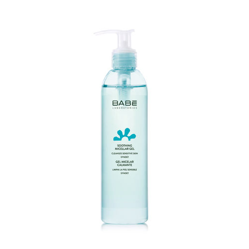 Babe Essentials Soothing Miceller Gel 245ml (Ντεμακιγιάζ Προσώπου)