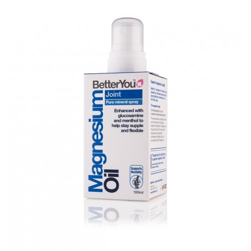 BetterYou Magnesium Oil Joint Spray 100ml (Σπρέι Μαγνησίου)
