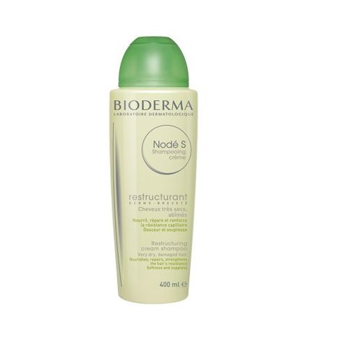 Bioderma Node S Shampooing Creme 400ml (Απαλό Σαμπουάν)