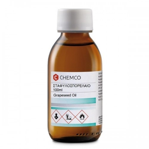 Chemco Grapeseed Oil 100ml (Σταφυλοσπορέλαιο)