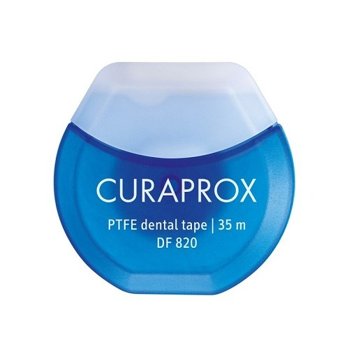 Curaprox DF 820 PTFE Dental Tape 35m (Οδοντική Ταινία)