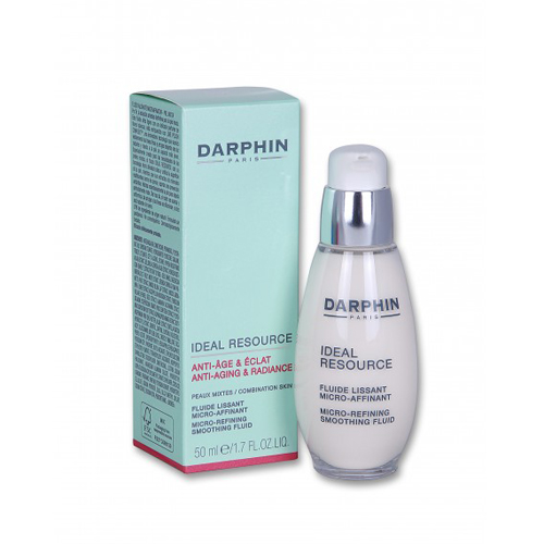 Darphin Ideal Resource Micro-Refining Smoothing Fluid 50ml  (Λεπτόρρευστη Κρέμα για Λείανση της Επιδερμίδας)