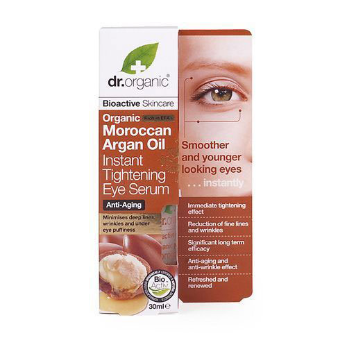 Dr.Organic Argan Oil Instant Tightening Eye Serum 30ml