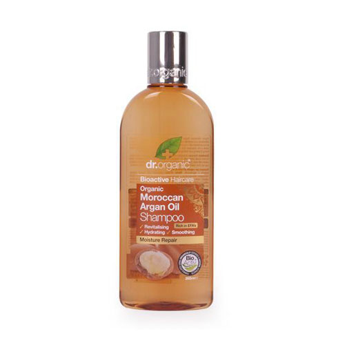 Dr.Organic Argan Oil Shampoo 265ml