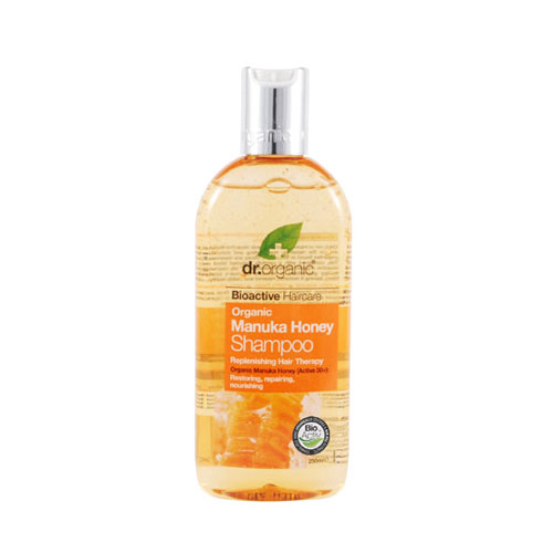 Dr.Organic Manuka Honey Shampoo 265ml