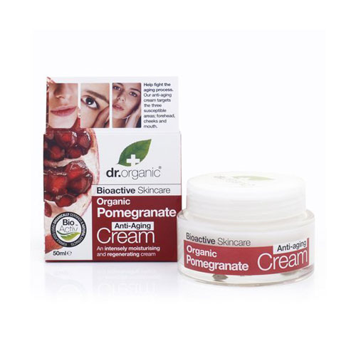 Dr.Organic Pomegranate Anti Aging Cream 50ml