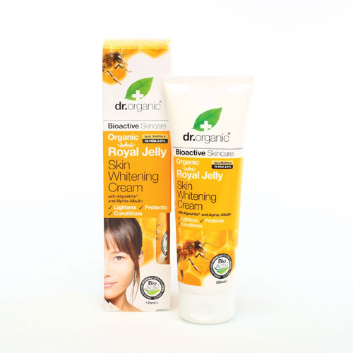 Dr.Organic Royal Jelly Skin Tone Correcting Cream 125ml