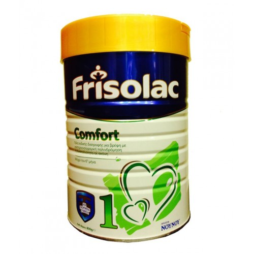 Frisolac Comfort Milk Easy Lid 400gr