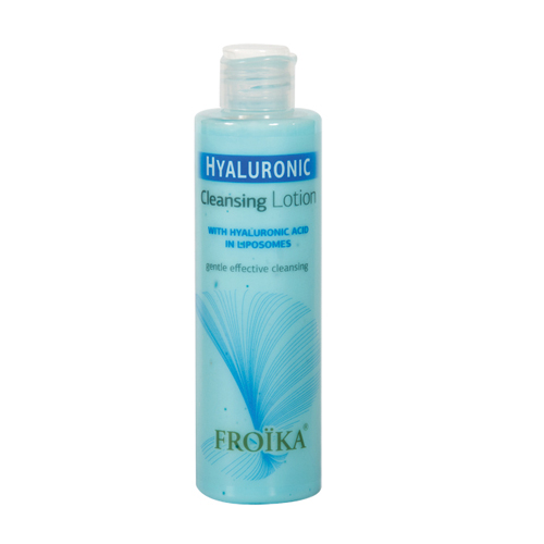 Froika Hyaluronic Cleansing Lotion 200ml (Ενυδατική Λοσιόν Καθαρισμού)