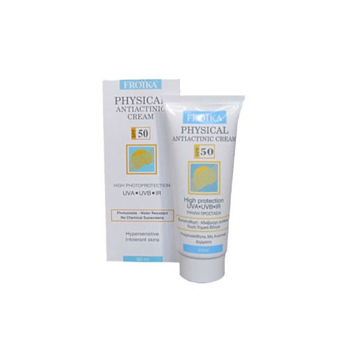 Froika Physical Antiactinic Spf50 60ml (Αντηλιακή Κρέμα για Βρέφη & Παιδιά)