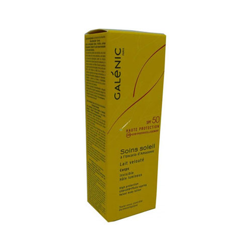 Galenic Soins Soleil Lait Veloute Corps Spf50 100ml (Αντηλιακό Γαλάκτωμα Σώματος για Ανοιχτόχρωμες Επιδερμίδες)