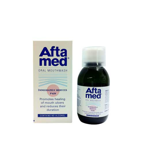 Aftamed Solution 150ml