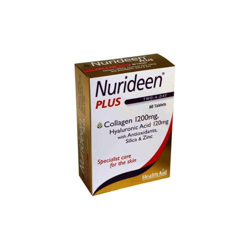 Health Aid Nurideen Plus 60tabs (Δέρμα)