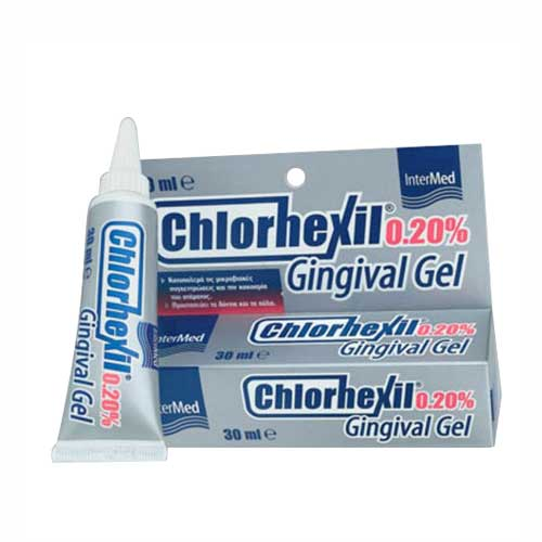 Chlorhexil Gel 0.20% 30ml