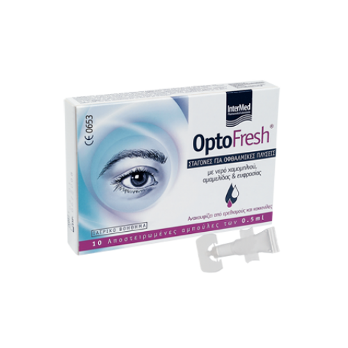 Optofresh Drops 10X0,5ml