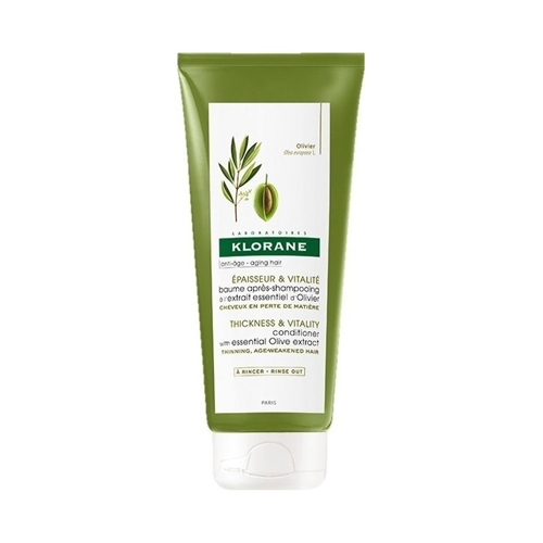 Klorane Conditioner With Olive Extract 200ml (Μαλακτική Κρέμα Μαλλιών με Εκχύλισμα Ελιάς)