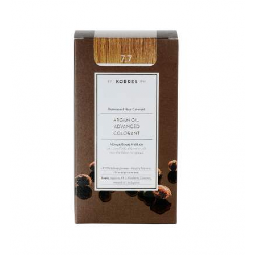Korres Argan Color Mocha 7.7 (Μόκα)