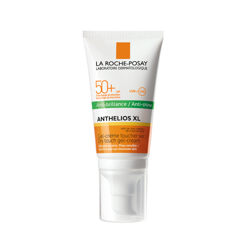 La Roche Posay Anthelios XL Anti-Shine Dry Touch Gel Cream SPF50+ 50ml (Αντηλιακή Κρέμα για το Πρόσωπο Ματ)