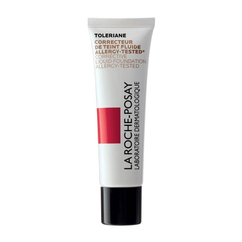 La Roche Posay Toleriane Fluide No13 Beige Sable (Make-Up σε Ρευστή Μορφή - Σκούρο Μπεζ)