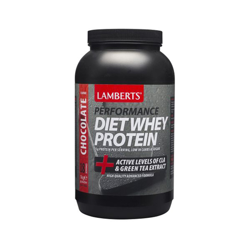 Lamberts Performance Diet Whey Protein (Γεύση Σοκολάτας)1Kg