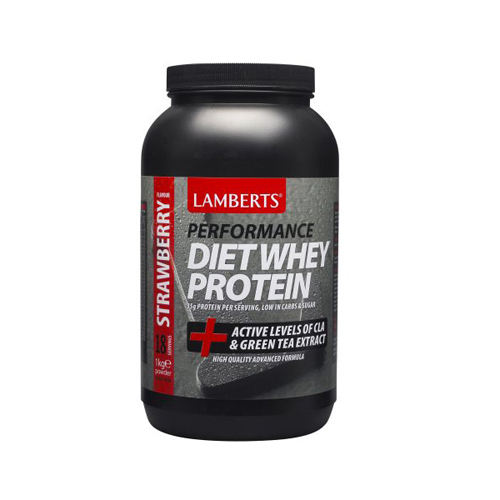 Lamberts Performance Diet Whey Protein (Γεύση Φράουλα)1Kg