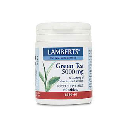 Lamberts Green Tea 5000mg 60tab (Πράσινο Τσάι)