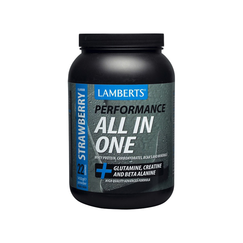 Lamberts Performance All In One Strawberry 1450gr