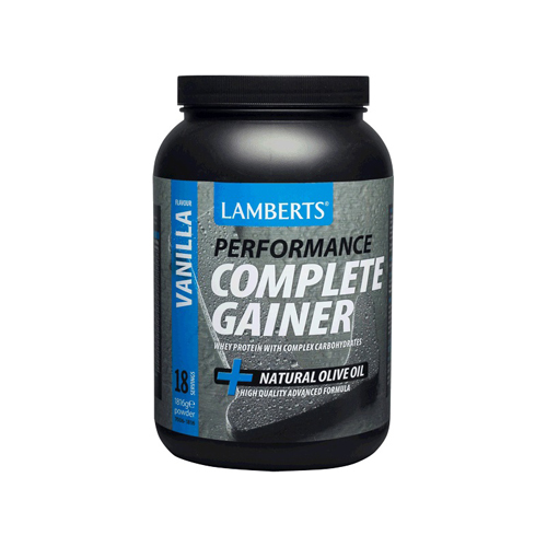 Lamberts Performance Weight Gain Vanilla 1816gr