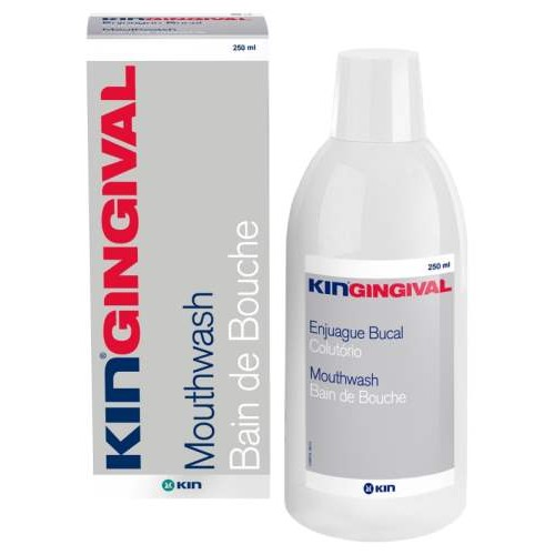 Kin Gingival Alpantha Mouthwash 250ml (Στοματικό Διάλυμα)