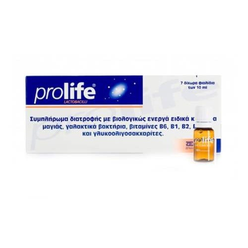 Prolife Ampoules 7x8ml