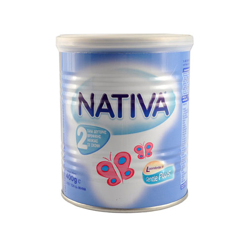 Nativa 2 Bifidus Milk 400gr