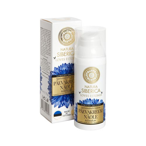 Natura Siberica Loves Estonia Moisturizing Day Face Cream 50ml (Ενυδατική Κρέμα Ημέρας)