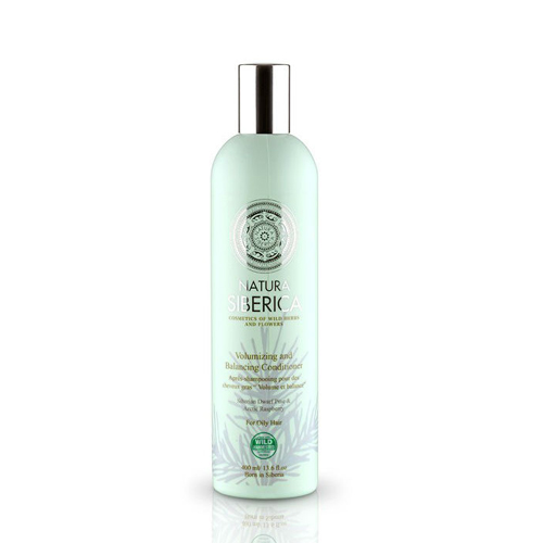 Natura Siberica Volumizing and Balancing Conditioner 400ml (Λιπαρά Μαλλιά)