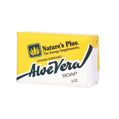 Natures Plus Aloe Vera Soap 86gr (Σαπούνι με Αλόη)