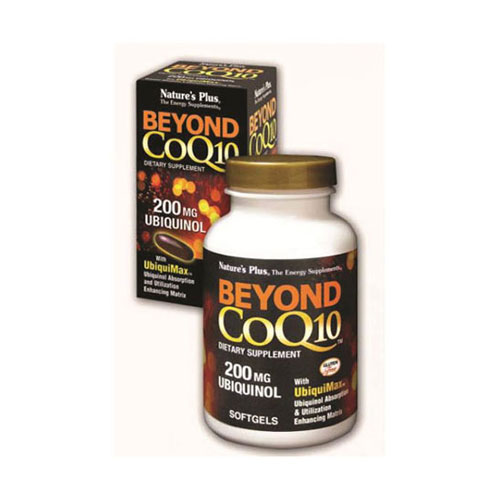 Natures Plus Beyond Coq10 200mg 30cap (Ενέργεια - Τόνωση)