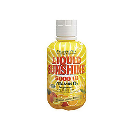 Natures Plus Liquid Sunshine 473ml (Οστά - Αρθρώσεις)