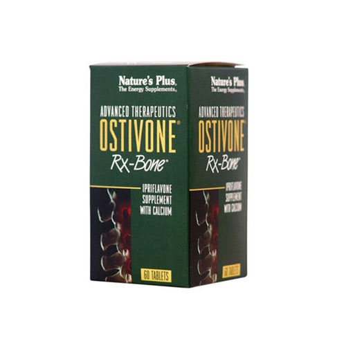 Natures Plus Ostivone Rx Bone 60tab (Οστεοπόρωση)