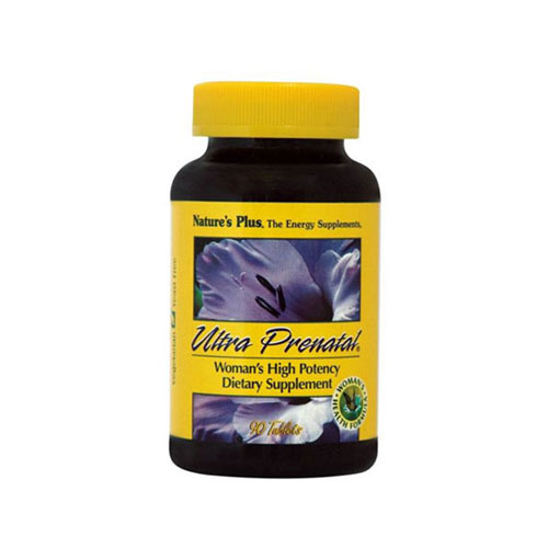 Natures Plus Ultra Prenatal 90tab (Εγκυμοσύνη)