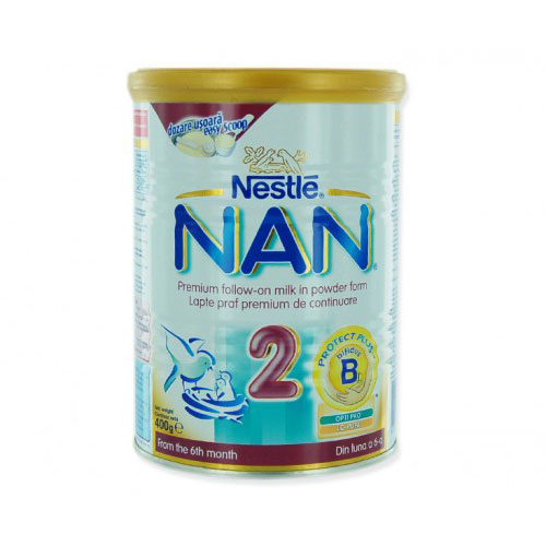 Nestle Nan Optipto 2 Milk 400gr